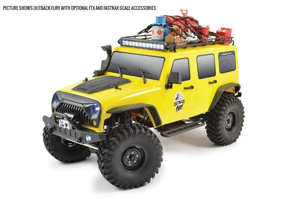 FTX Outback Fury 4x4 RTR Crawler